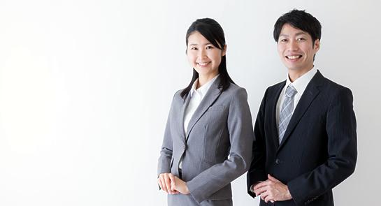 ご契約や手続きはすべて日本人スタッフが行います。